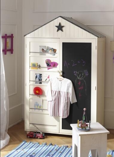 儿童衣柜环保、柜门、柜体各标准知多少?