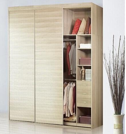 成品衣柜,整体衣柜,木工打制衣柜优缺点分析