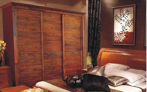 如何保养花梨木衣柜 书柜等家具